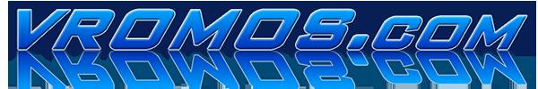 Vromos.com logo