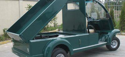 Електрически товарен автомобил ВРОМОС 6062Т