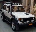Шнорхел VROMOS за Mitsubishi Pajero 1
