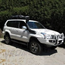 Шнорхел Vromos за Toyota Land Cruiser 120