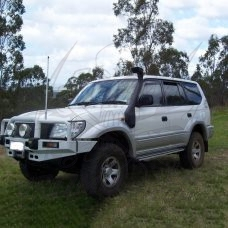 Шнорхел Vromos за Toyota Land Cruiser 90