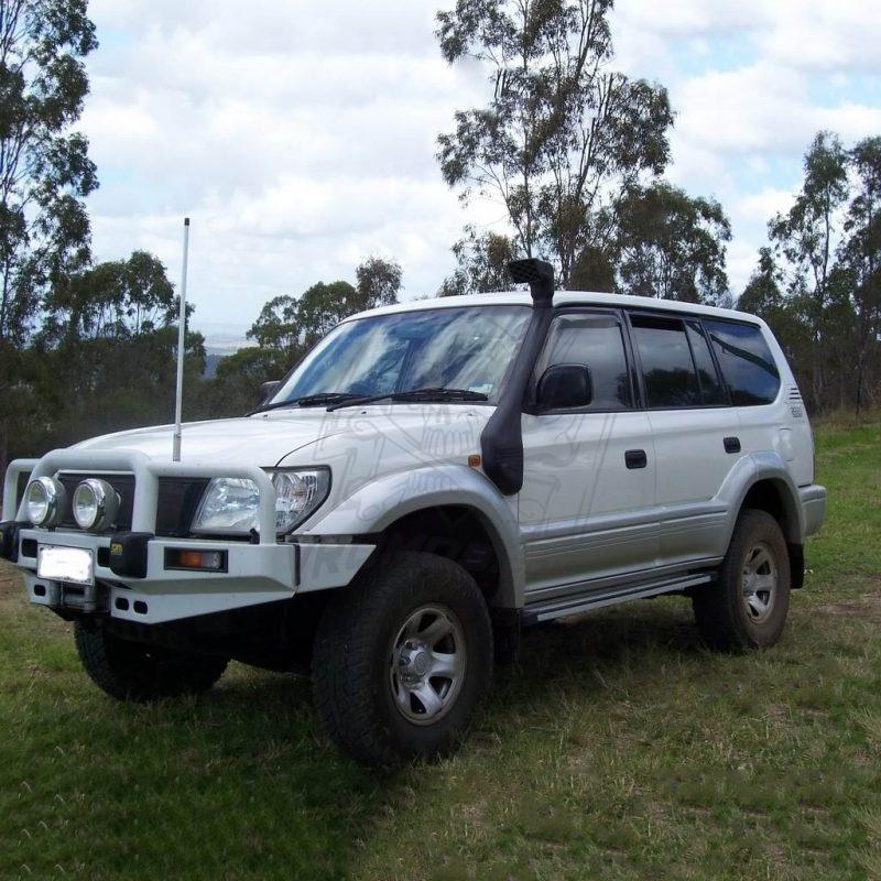 Шнорхел Vromos за Toyota Land Cruiser 90