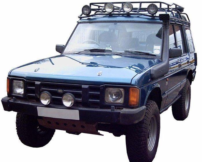 Шнорхел VROMOS за Land Rover Discovery 1