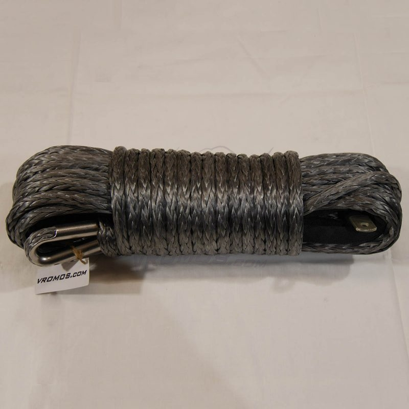 Синтетично въже за лебедка Vromos 12.5mm 30m