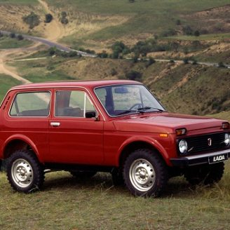 Lada Niva 4x4 Оф Роуд