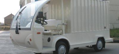 Електрически товарен автомобил ВРОМОС 6088Т
