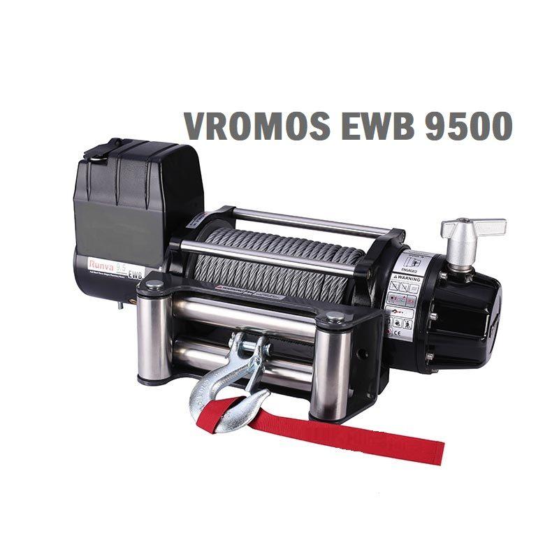 Електрическа лебедка VROMOS EWB 9500