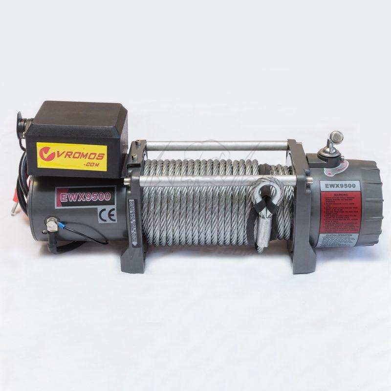 Електрическа Лебедка VROMOS EWX 9500