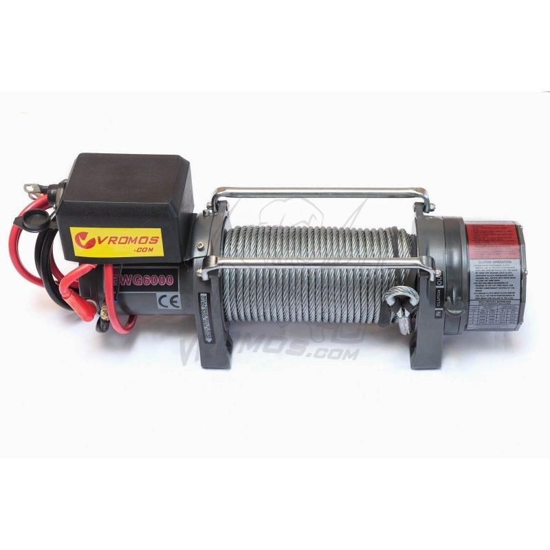 Електрическа лебедка VROMOS EWG 6000