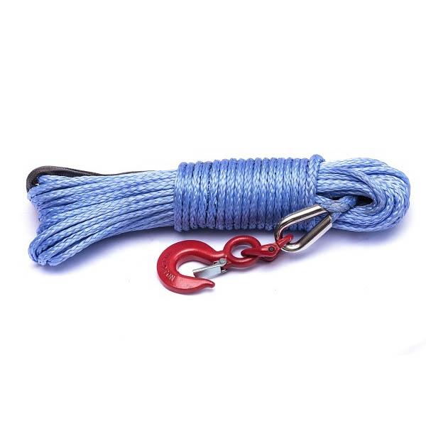 Синтетично въже за лебедка 28м