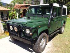 Шнорхел VROMOS за Land Rover Defender