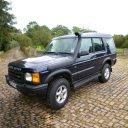 Шнорхел VROMOS за Land Rover Discovery 2