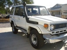 Шнорхел VROMOS за Toyota Land Cruiser 73