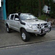 Шнорхел VROMOS за Toyota HiLux Vigo