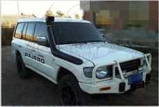 Шнорхел VROMOS за Mitsubishi Pajero 2 (Face lift)