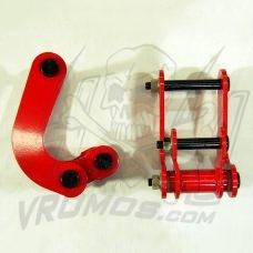 Комплект 2 броя усилени федершекели VROMOS за Toyota Hilux Vigo
