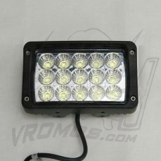 Офроуд Vromos LED фар spotlight 45W - 15.5cm.