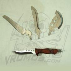Универсално джобно ножче 4 в 1 Vromos