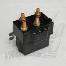Соленоиден контактор Vromos подходящ за всички наши електрически лебедки.