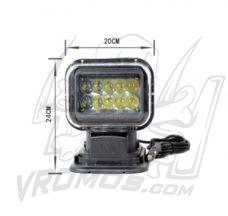 vromos VROMOS 50W LED work light с дистанционно управление 12/24V