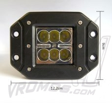 VROMOS LED за вграждане 18W