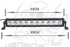 VROMOS LED bar spotlight cree LED 100W - 63cm.