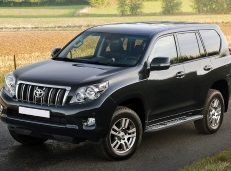 2009 Toyota Land Cruiser Prado 150