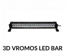 VROMOS LED Bar 120W Combo - 67cm
