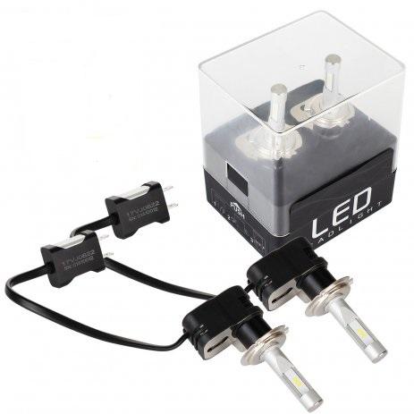 LED крушка VROMOS H4 30W