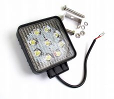 Vromos LED фар 27W