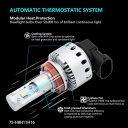 LED крушка VROMOS H8/H11 30W.